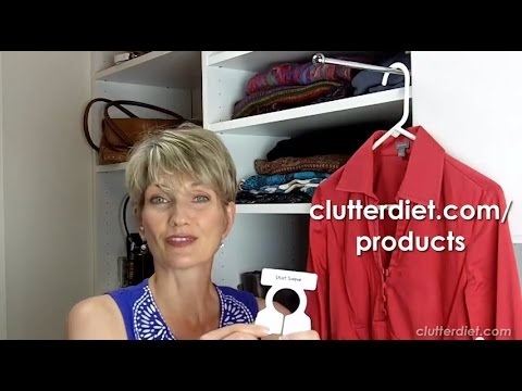 What Are The Best Hangers For Your Closet? | Clutter Video Tip