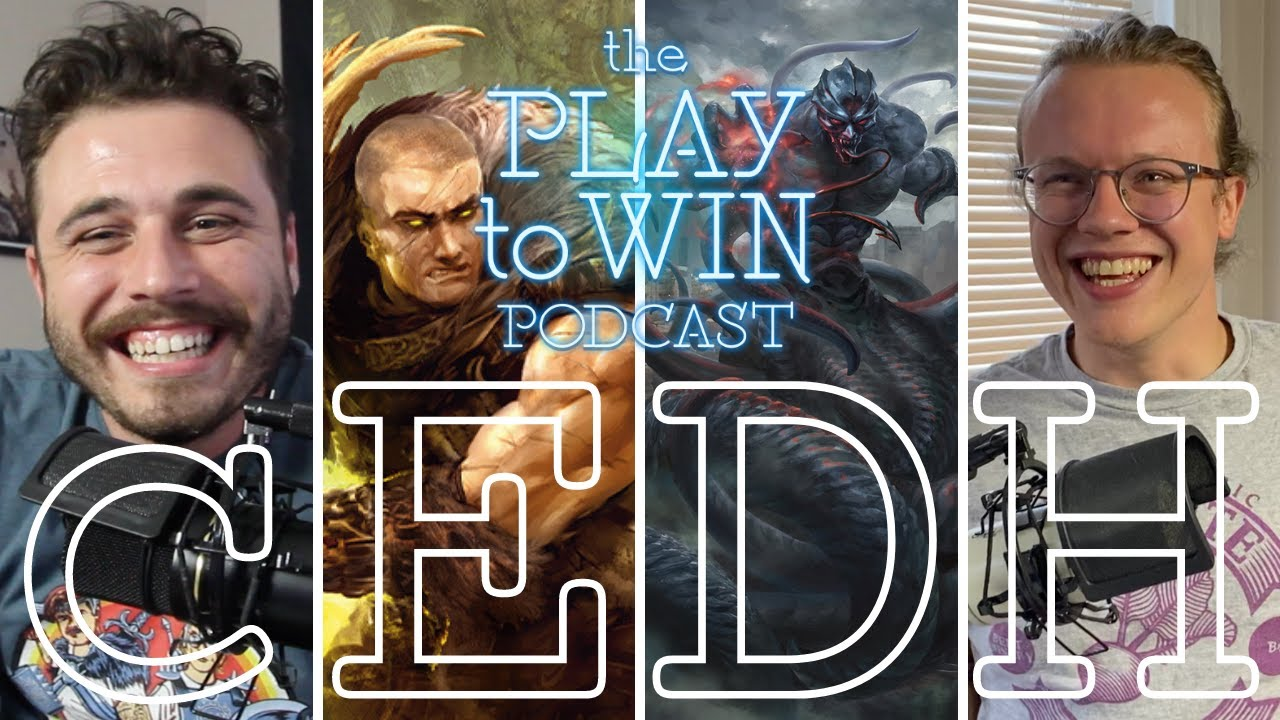 THE BEST NEW DECKS ON THE cEDH DECKLIST DATABASE PART 2- The Play to Win Podcast