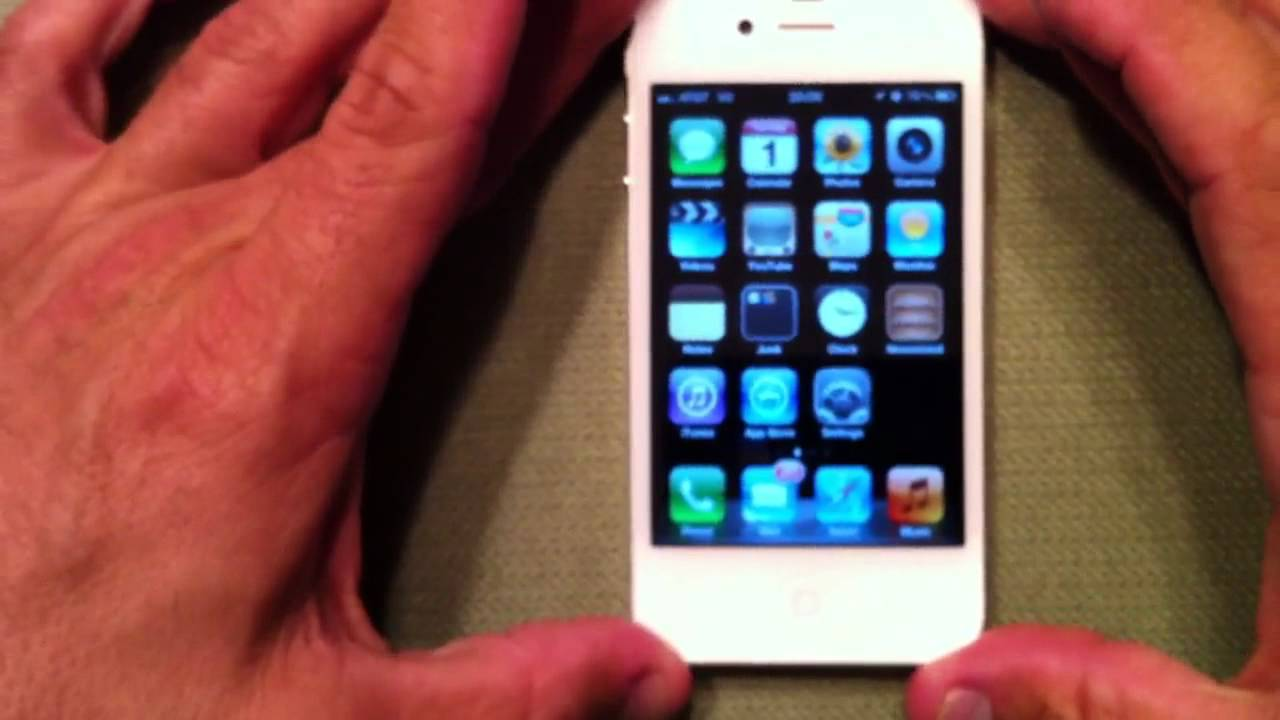 Basic introduction to your iphone youtube basic introduction to your iphone baditri Choice Image