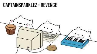 """Bongo Cat - CaptainSparklez """"Revenge"""" (Minecraft Parody)"""