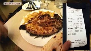МАЛЬДИВЫ 2018 Мале ПИТАНИЕ МАЛЬДИВЫ ЦЕНЫ НА ЕДУ НА ДВОИХ ресторан в МАЛЕ (цена) Мальдивы