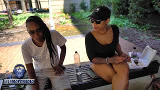 40 BARRS AND E HART SPEAKS OUT ABOUT SUMMER IMPACT AND BEING OFFERED PHARA AND SHOONEY ON DAY 2