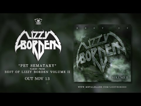 Lizzy Borden - Pet Sematary (OFFICIAL)