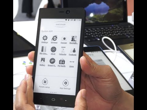 Kingrow k1 EINK SMARTPHONE Review