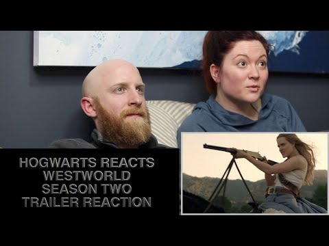 Hogwarts Reacts: Westworld Sea westworld season 2