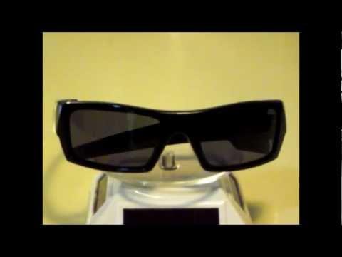 Oakley Gascan Polished Black / Grey Polarized