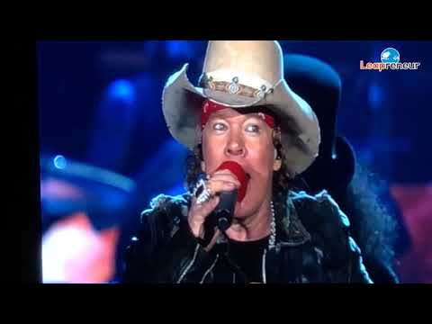 Guns N Roses Philippines - The Best Parts Of The LIVE Concer