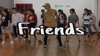 FRIENDS - Marshmello & Anne-Marie (Dance Cover) / Tina Boo Choreography