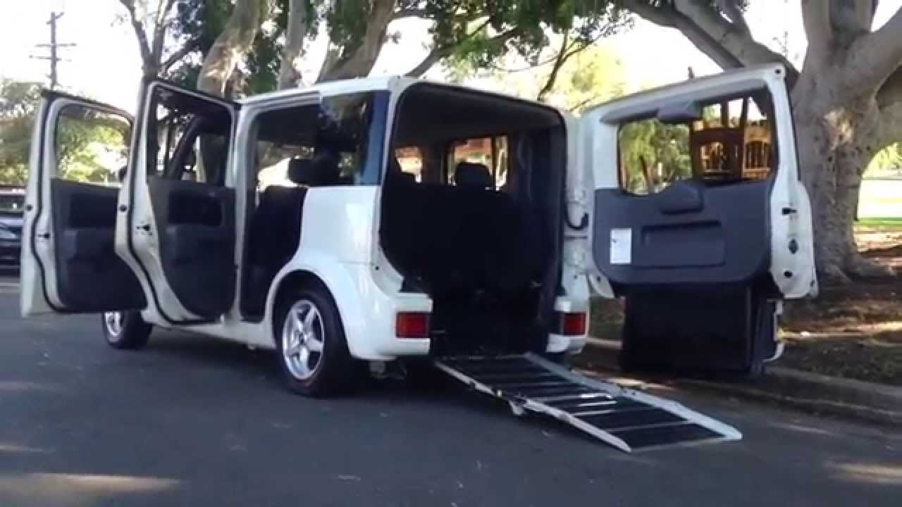 Nissan Cube Sloper For Sale Edward Lee S Youtube