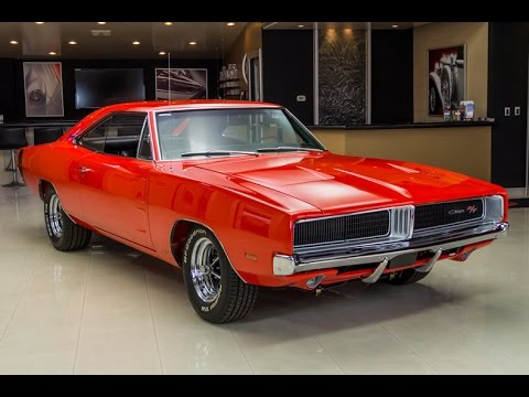 1969 Dodge Charger RT For Sale - YouTube