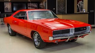 1969 Dodge Charger RT For Sale