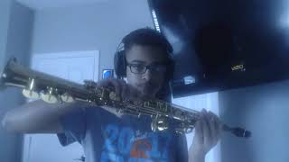 Allan Menken - Beauty and the Beast | Soprano Sax Cover