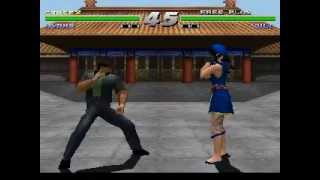 TAS - Kensei - Sacred Fist (PSX) in 07:47 by Dowg-Fury