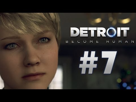 #7 Detroit: Become Human - GERGİN