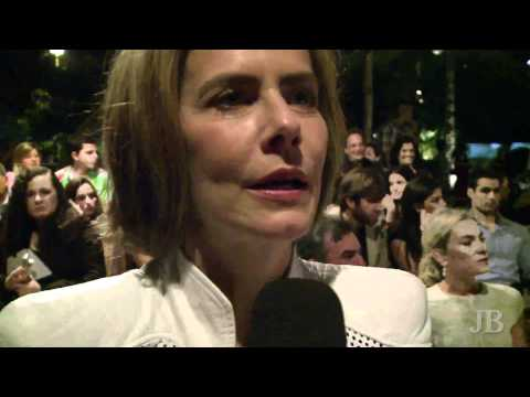 Andre Sank entrevista Maitê Proença - JB