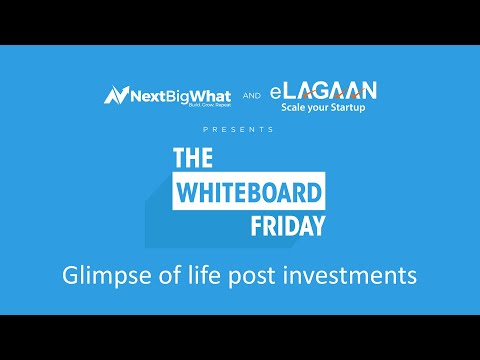 Glimpse of life post investments [Whiteboard Friday]