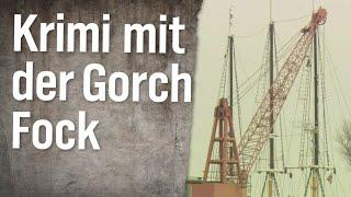 Ein Krimi mit der Gorch Fock