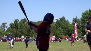 i9 Sports 352: North Wilmington T-Ball Player Highlights (5/12/18)