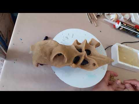 Декорация для аквариума своими руками
