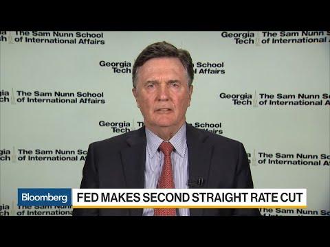 Lockhart: Fed Cut