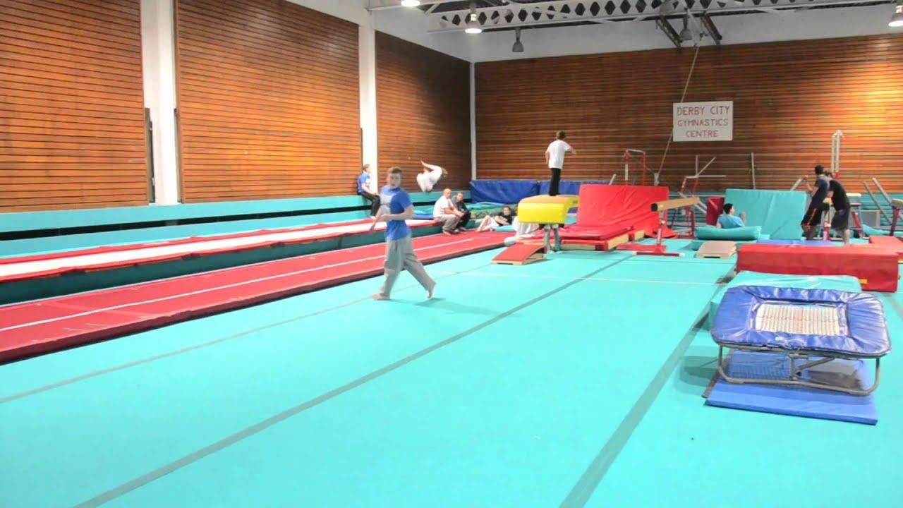 Derbyrunz derby city gymnastics youtube