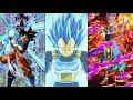 Beating Stage 30 of Beerus EZA + Showcase! Dragon Ball Z Dokkan Battle