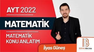 12) İlyas GÜNEŞ - II Dereceden Denklemler IV (AYT-Matematik) 2021
