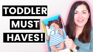 Best Educational Toys For 18-month-old - No Electronics!