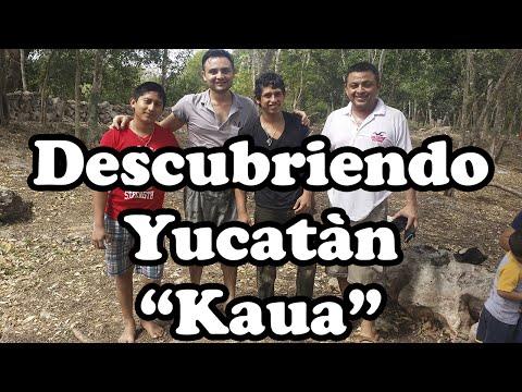 La Gruta desconocida de Kaua | Descubriendo Yucatán