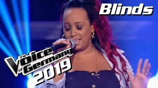 Luther Vandross - Dance With My Father (Janet Gizaw) | The Voice of Germany 2019 | Blinds