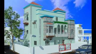 Arcitectural showreel Anwarul hasan