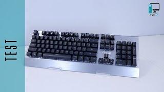 Delux Titan KM02 - Recenzja klawiatury mechanicznej z aluminium