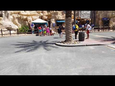 Dubai Nice Fountain waterpark Travell Day 10 IN 2021 U.A.e