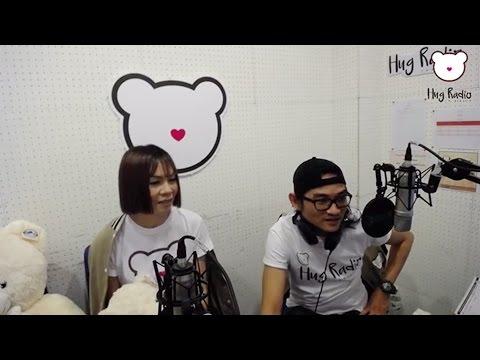 Hug Radio Thailand Live ดีเจกบ ธวัชชัย โสระฐี กับศิลปินรับเชิญ จินตหรา พูนลาภ