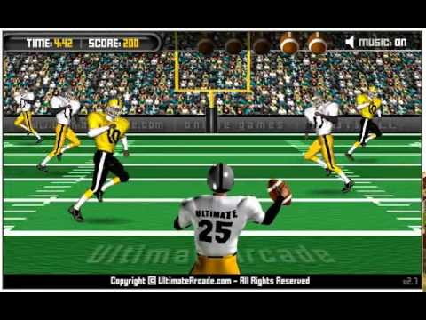 Ultimate Football (PC browser game)