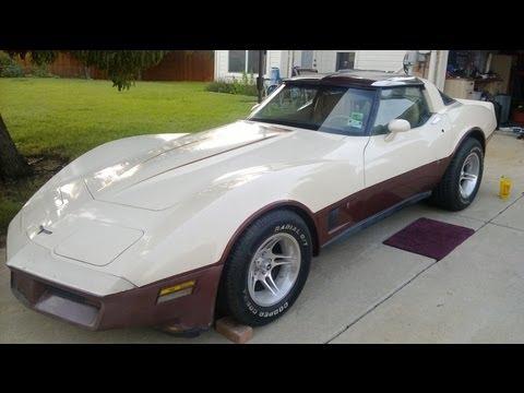 1981 C3 Corvette Interior Carpet Install Video