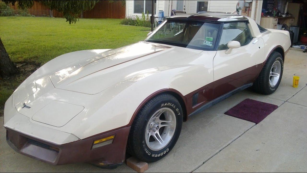 1981 c3 corvette interior carpet install video youtube rh youtube com 1981 Corvette Stingray 1981 Corvette Specs