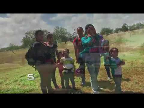 People Using Anzalduas Dam To Cross Into US Illegally