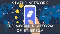 STATUS NETWORK | The mobile platform of Ethereum