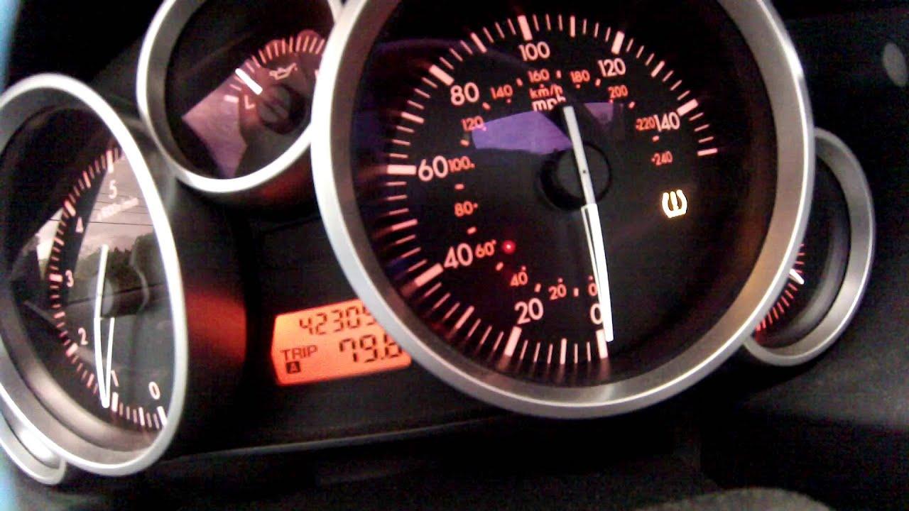 2008 miata 0 60 and 10 80 pull