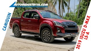 Touring Camiguin with the 2019 Isuzu D-Max LS-A