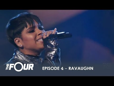RaVaughn: She's No Stranger To The BIG STAGE But She's Ready For a COMEBACK! | S1E4 | The Four