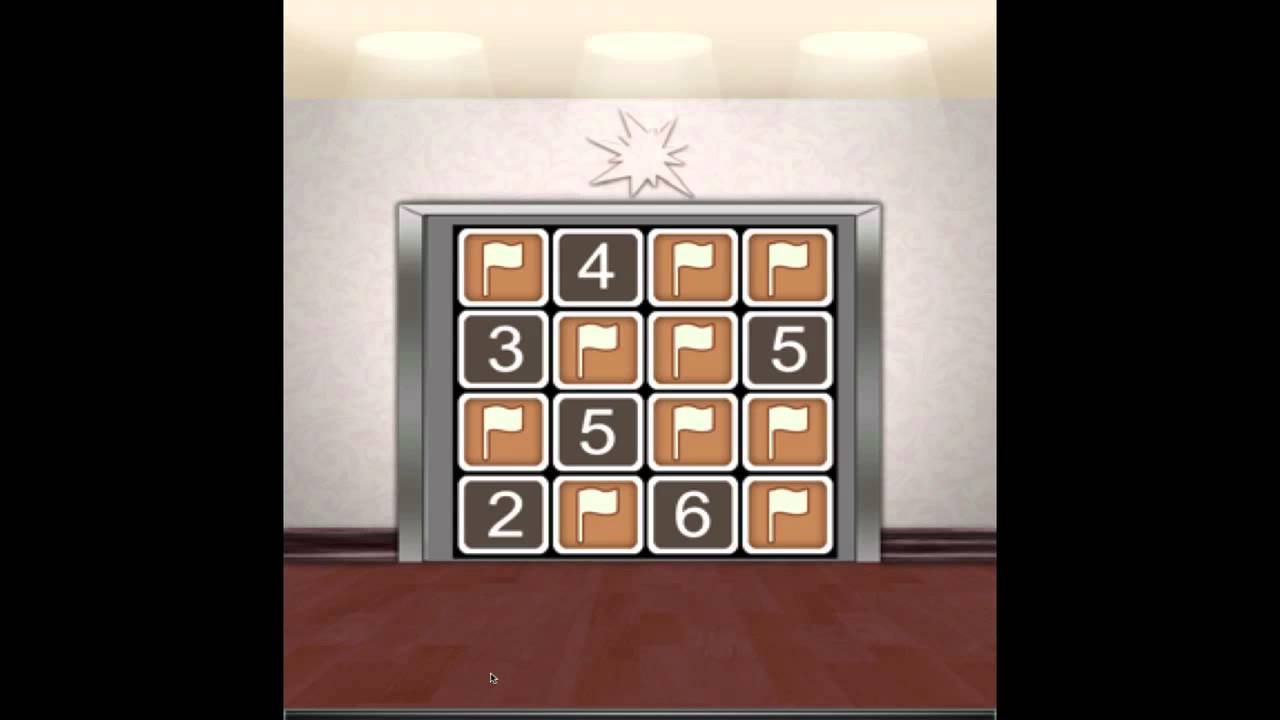 100 Floors Can You Escape Level 100