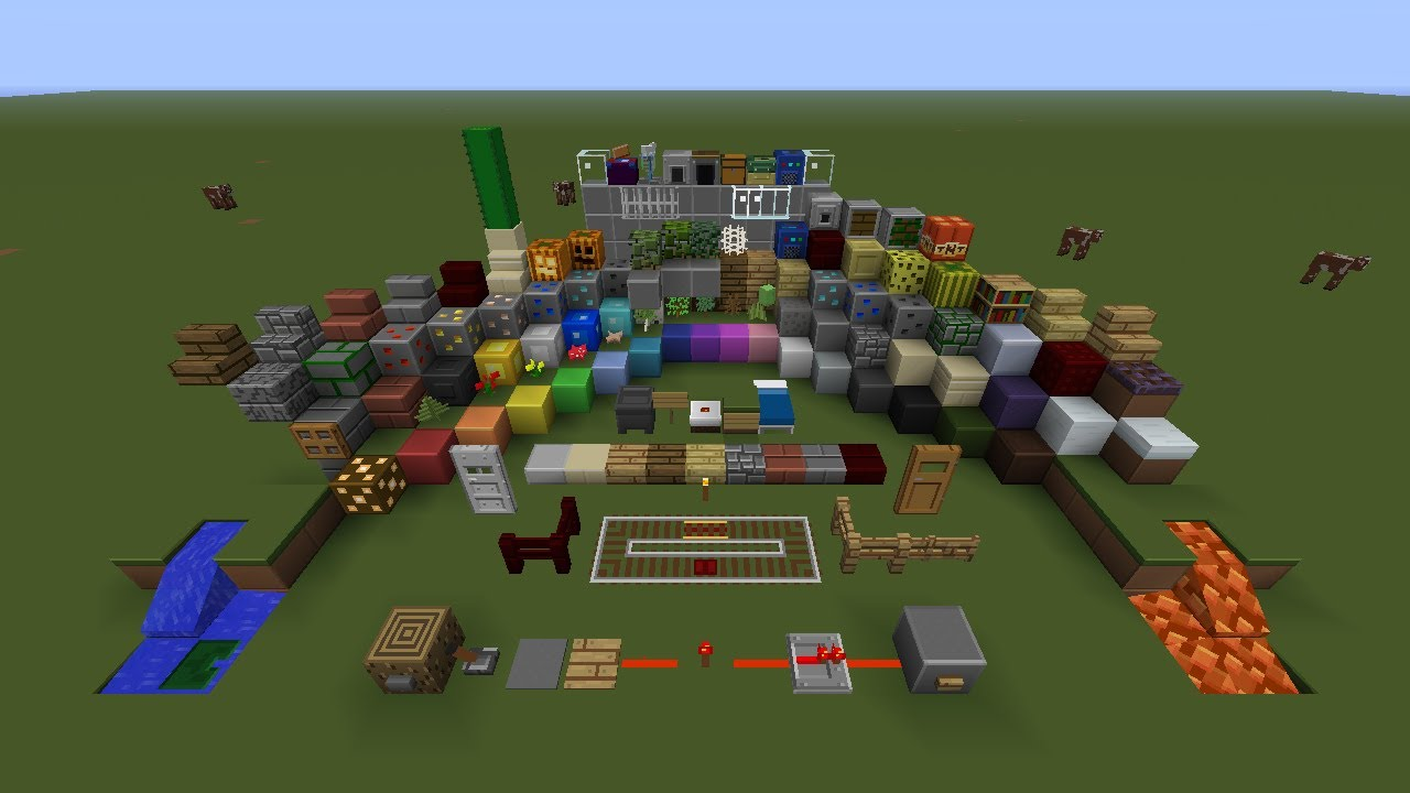 Minecraft Ps3 Xbox Edition Plastic Texture Pack All