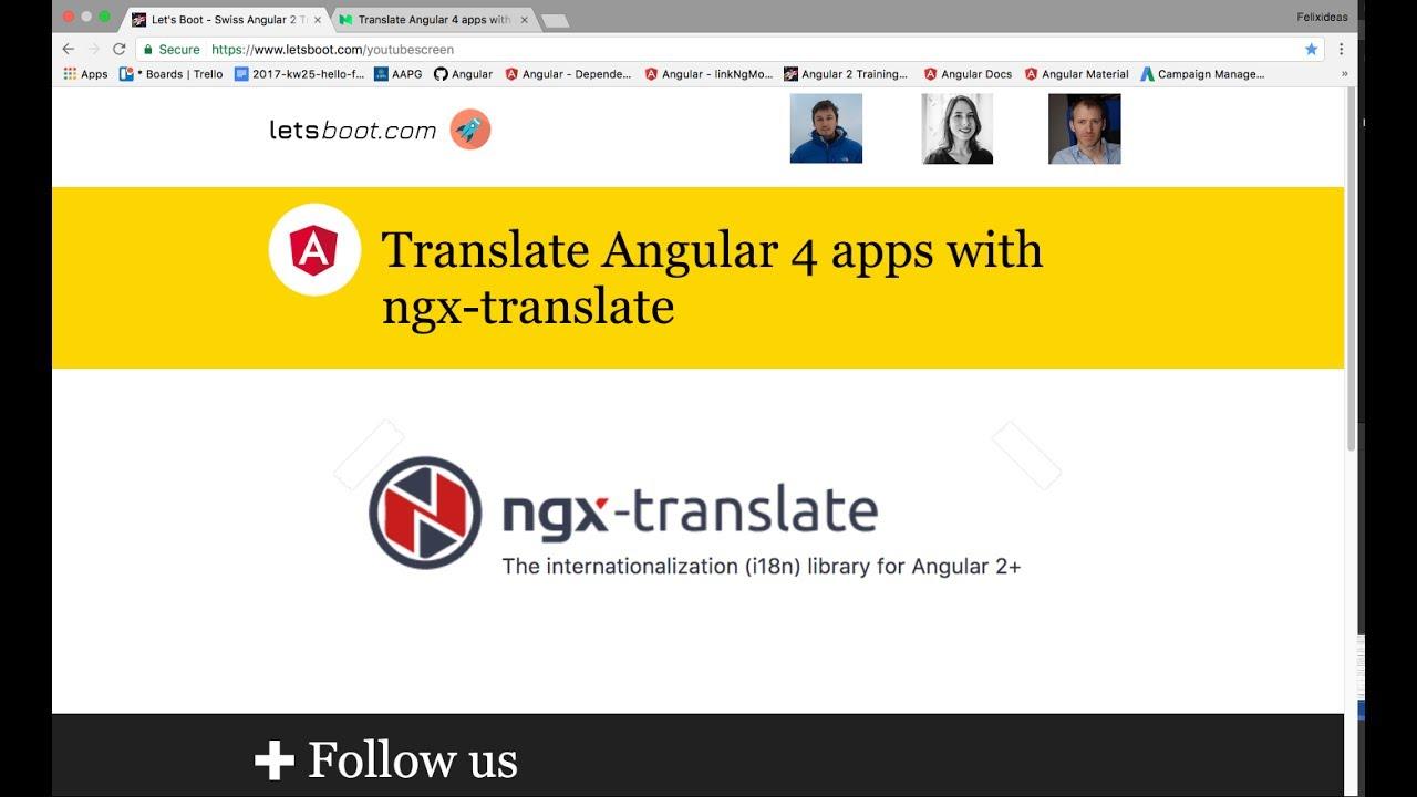 Translate Angular 4 apps with ngx-translate - letsboot - Medium