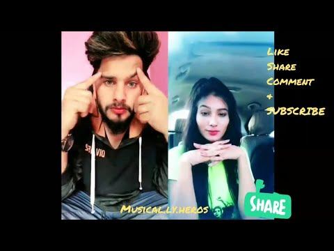Iphone Ringtone Remix  The Wink Girl Musically  Purva Shinde Musically