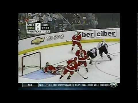 2002 Playoffs: Det @ Col - Game 6 Highlights