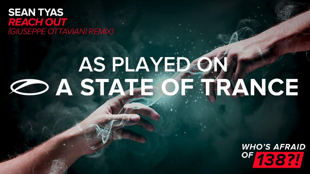 Sean Tyas - Reach Out (Giuseppe Ottaviani Remix) [A State Of Trance 750  part 2]