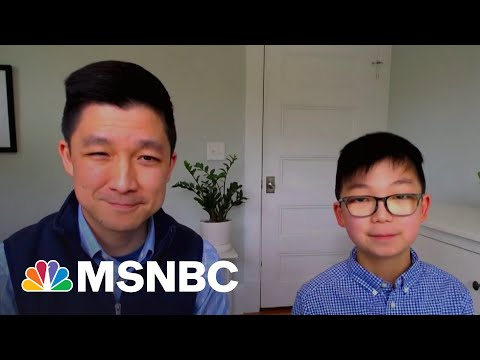 Teen Shares His Experience Getting Vaccinated | MSNBC