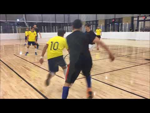 Colombia FC vs Not So Free Agents